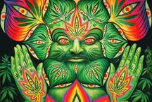 Ganja Art / by Dank Tank