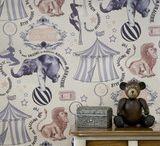 Little People's Wallpaper