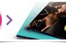 Brochura Avon / Link da revista Avon