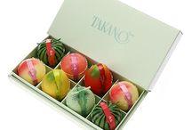 Packaging: Sweets