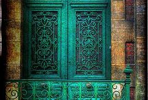 doors. / by Teresa Rock