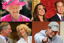 Keep Calm, Think ROYALLY ♔ / British monarchy, and pretty much anything to do with England's royalty!! / by Barbara Hainsworth