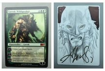 Aleksi Briclot / Magic: The Gathering / Magic: The Gathering artworks, artist proofs, sketches, original