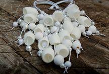 cocoons-silk jewelery