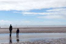Antony Gormley's Another Place, Crosby Beach