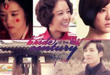 DSS EPISODE BANNERS: Bride of the Century / EPISODE BANNERS, arts by DSS GRAPHICS TEAM