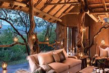 African Lodges and Beaches
