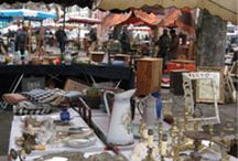 FRANCE - Flea Markets.
