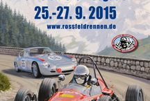Roßfeldrennen 2015 / Eine motorsportliche Zeitreise zu den historischen Salzberg- und Roßfeldrennen - vom 25.09. bis 27.09.2015