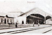 Antik képeslapok Nagykanizsa