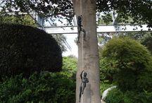 Pantaleo Musaro: Beelden Brons / Bronzen beeld van de Italiaanse kunstenaar Pantaleo die zowel binnen als buiten kunnen geplaatst worden. De sculptuur is een gelimiteerde oplage, getekend en genummerd en zorgt gegarandeerd voor een kunstzinnige blikvanger in uw interieur of tuin.