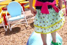 Easy Kids Skirts