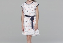 Tween dress for Emily!! / by Kathy Epps