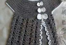 lavori a maglia bimbi