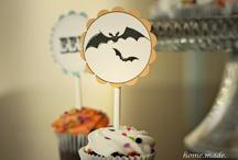 spooky printables / Halloween, horror, goth