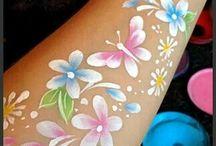 Malování na tělo