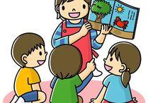cartaz de rotina da sala de aula Ed infantil
