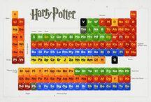 Harry potter! / by megan evans
