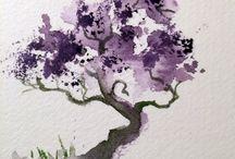 Simple Watercolor Ideas