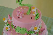 Gâteau printemps