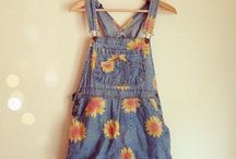 Overals/playsuits