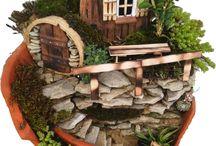pj fairy / fairy garden