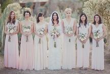 svatební družičky bridesmaids