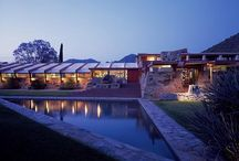 Frank Lloyd Wright Architecture / Stunning, breathtaking and inspiring architecture from the great 20th-century iconoclast