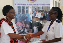 2015 CSI donates to Temeke Hospital, Tanzania, Dec 3rd