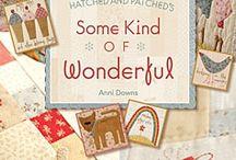 """livres patchwork and CO . / Ceux que j""""aimerai avoir ..."""