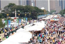 Summer Festivals / by Best Midwest Travel