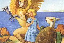 Alice in W:Art/A.A Nash / Alice in wonderland (illustrator)