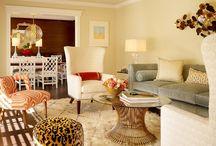 Living Room / by Renee Grossman