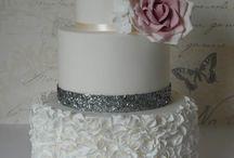 Bruilofts taarten