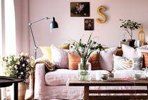 Kleur in huis: ROZE