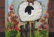sheep / by Deanna Baugh