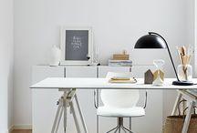 Office space - Scandinavian design