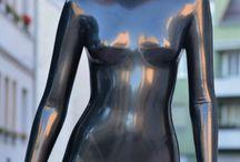 Latex catsuit sweetness