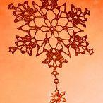 crochet décorations