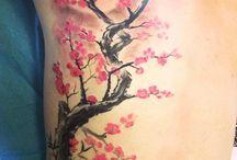Sakuro tattoo / Japonska tresen
