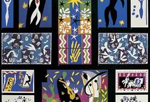 ART - MATISSE / by RedSeaCoral