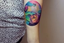 tattoos / by Monique Jolivette