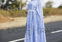 Forget-Me-Not Pure Flat Silk-Chiffon and Net Half-n-Half Saree / PRICE: INR 9,832.00; USD 148.97 To buy click here: https://www.eastandgrace.com/products/forget-me-not  Featuring the Forget-Me-Not balmy blue 100% flat, pure silk chiffon saree, sprayed with shaded Forget-Me-Not florets on white net pleats and blue and silver half-moon handwork on the pallu for a stellar effect. The elegant wavy border is embroidered in silver. For help reach us at care@eastandgrace.com. With love www.eastandgrace.com