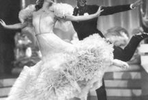 Fred Astaire / This board is all about Fred Astaire and other stars of the day he danced and/or worked with.