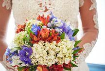 Buquê  - Bouquet / Casamento, Wedding, Flores, Flowers, Noiva, Noivos