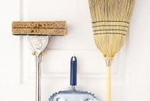 Cleaning and homekeeping tips