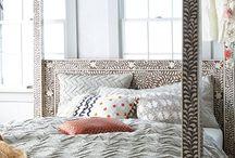 Спальни В Прибрежном Стиле