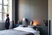 bedroom | dark & daring