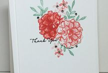 Stampin' Up! - What I Love / by Kim Miller