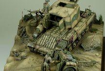 Army model